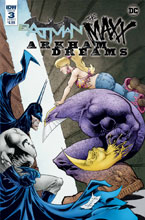 Image: Batman / The Maxx: Arkham Dreams #3 (cover A - Kieth) - IDW Publishing