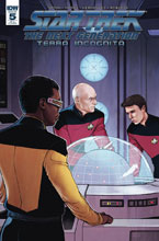 Image: Star Trek: The Next Generation: Terra Incognita #5 (incentive cover A - Beals) (10-copy)  [2018] - IDW Publishing