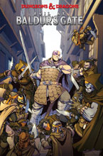 Image: Dungeons & Dragons: Evil at Baldur's Gate SC  - IDW Publishing