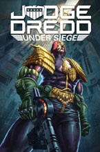 Image: Judge Dredd: Under Siege SC  - IDW Publishing