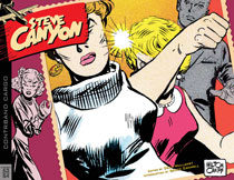 Image: Steve Canyon Vol. 09: 1963-1964 HC  - IDW Publishing