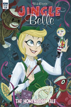 Image: Jingle Belle Homemade's Tale  - IDW Publishing