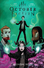Image: October Faction Vol. 05: Supernatural Dreams SC  - IDW Publishing