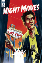 Image: Night Moves #1 (cover A - Burnham) - IDW Publishing