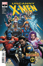 Image: Uncanny X-Men #1 - Marvel Comics