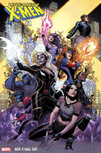 Image: Uncanny X-Men #1 (variant cover - Cheung) - Marvel Comics