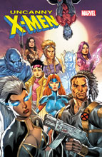 Image: Uncanny X-Men #1 (variant cover - Liefeld) - Marvel Comics