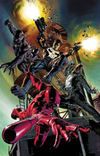 Image: Marvel Knights 20th #1 (variant Teaser cover - Deodato) - Marvel Comics