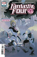 Image: Fantastic Four #4 - Marvel Comics