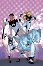 Image: Fantastic Four #4 (variant Fantastix cover - Will Robson) - Marvel Comics