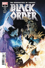 Image: Black Order #1  [2018] - Marvel Comics