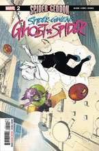 Image: Spider-Gwen a.k.a. Ghost Spider #2 - Marvel Comics