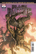 Image: Black Panther #6 - Marvel Comics