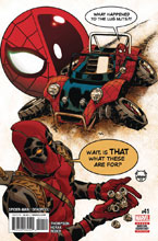 Image: Spider-Man / Deadpool #41 - Marvel Comics
