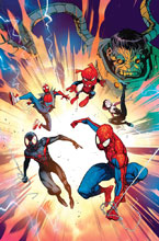 Image: Spider-Man: Into the Spider-Verse #1 - Marvel Comics