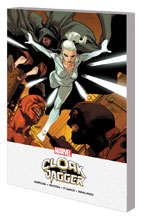 Image: Cloak and Dagger: Shades of Gray SC  - Marvel Comics