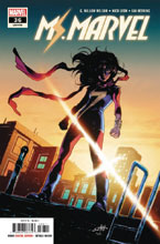 Image: Ms. Marvel #36 - Marvel Comics
