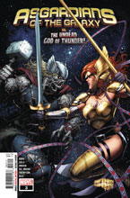 Image: Asgardians of the Galaxy #3 - Marvel Comics