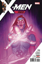 Image: X-Men Red #10 - Marvel Comics