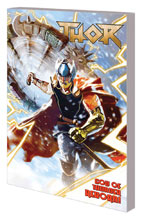 Image: Thor Vol. 01: God of Thunder Reborn SC  - Marvel Comics