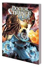 Image: Doctor Strange by Mark Waid Vol. 01: Across the Universe SC  - Marvel Comics