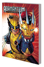 Image: Hunt for Wolverine: Adamantium Agenda SC  - Marvel Comics