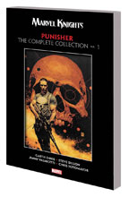 Image: Marvel Knights Punisher by Grath Ennis: The Complete Collection Vol. 01 SC  - Marvel Comics