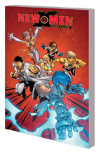 Image: New X-Men: Academy X Complete Collection SC  - Marvel Comics