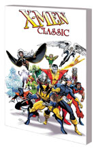 Image: X-Men Classic: The Complete Collection Vol. 01 SC  - Marvel Comics