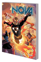 Image: Nova by Abnett & Lanning Complete Collection Vol. 02 SC  - Marvel Comics