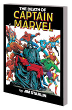 Image: Death of Captain Marvel SC  (new printing) - Marvel Comics