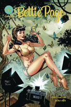 Image: Bettie Page #1 (cover A - Royle) - Dynamite