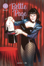 Image: Bettie Page #1 (cover C - Williams) - Dynamite