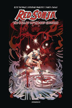 Image: Red Sonja: Ballad of the Red Goddess HC  - Dynamite