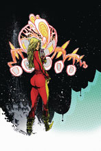 Image: Barbarella #12 (incentive cover - Mahfood virgin) (30-copy) - Dynamite