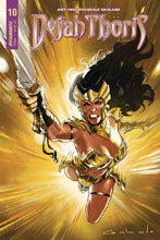 Image: Dejah Thoris Vol. 02 #10 (cover A- Galindo) - Dynamite