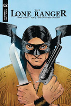 Image: Lone Ranger Vol. 3 #2 (cover A - Cassaday) - Dynamite
