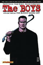 Image: Boys Vol. 12: Bloody Doors Off SC  (signed - Robertson) - Dynamite