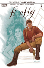 Image: Firefly #1 (variant cover Preorder - Quinones) - Boom! Studios
