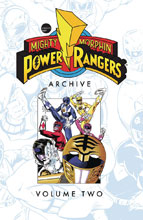 Image: Mighty Morphin Power Rangers Archive Vol. 02 SC  - Boom! Studios