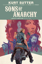 Image: Sons of Anarchy Legacy Edition Vol. 01 SC  - Boom! Studios