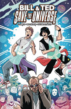 Image: Bill & Ted Save the Universe SC  - Boom! Studios