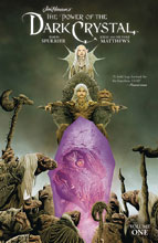 Image: Jim Henson's Power of Dark Crystal Vol. 01 SC  - Boom! Studios
