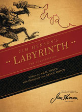 Image: Jim Henson's Labyrinth Novel SC  - Boom! Studios