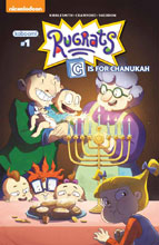 Image: Rugrats C Is for Chanukah Special #1 - Boom! Studios