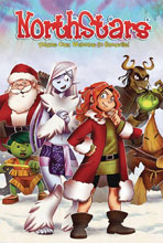 Image: Northstars Vol. 01: Welcome to Snowville HC  - Action Lab Entertainment