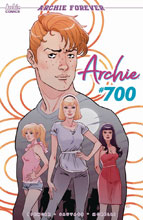 Image: Archie #700 (cover A - Sauvage) - Archie Comic Publications