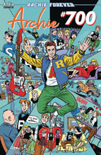 Image: Archie #700 (cover B - Allred) - Archie Comic Publications