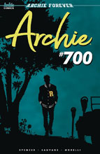Image: Archie #700 (cover E - Hack) - Archie Comic Publications
