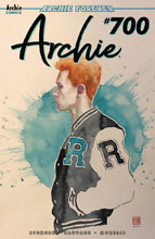 Image: Archie #700 (cover F - Mack) - Archie Comic Publications